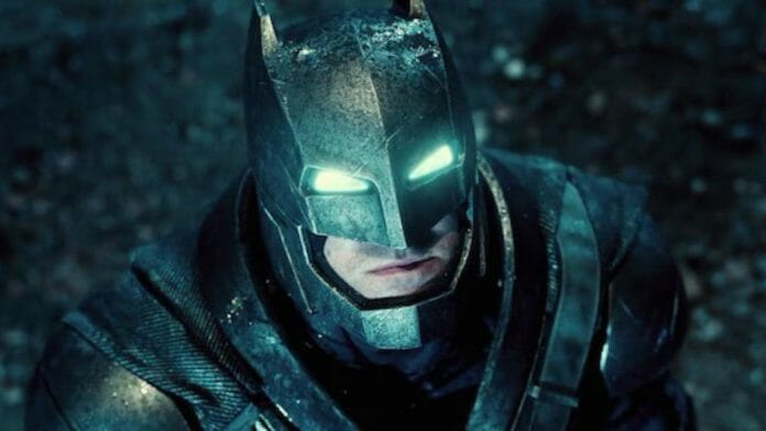 Vamers - FYI - Movies - Bruce Wayne is a True Techie in Batman v Superman Dawn of Justice - Mech Suit