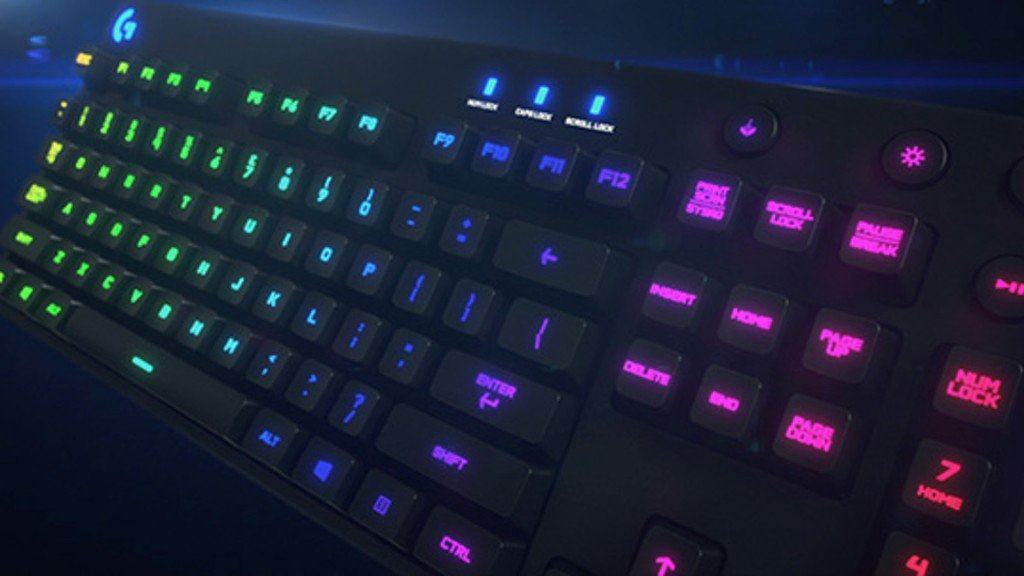 Vamers - FYI - Gadgets - Technology - Gaming - Logitech Introduces the G810 Orion Spectrum Full RGB Mechanical Keyboard - 04