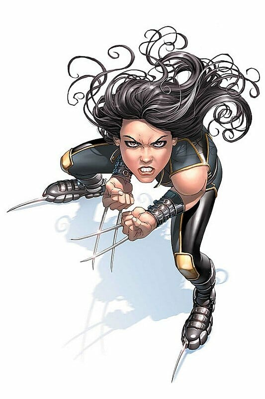 Vamers - FYI - Movies - Will Wolverine be replaced by a Younger and Sexier Model in Wolverine 3 - Banner - X-23