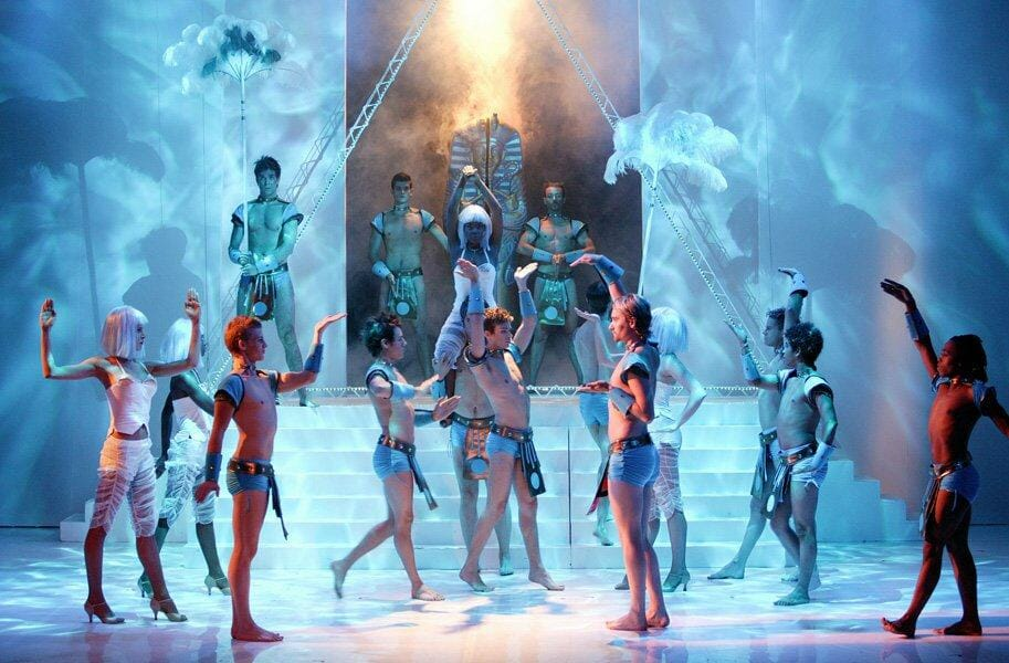 Vamers - FYI - Theatre - Pieter Toerien Presents Joseph and the Technicolor Dreamcoat - Banner 01