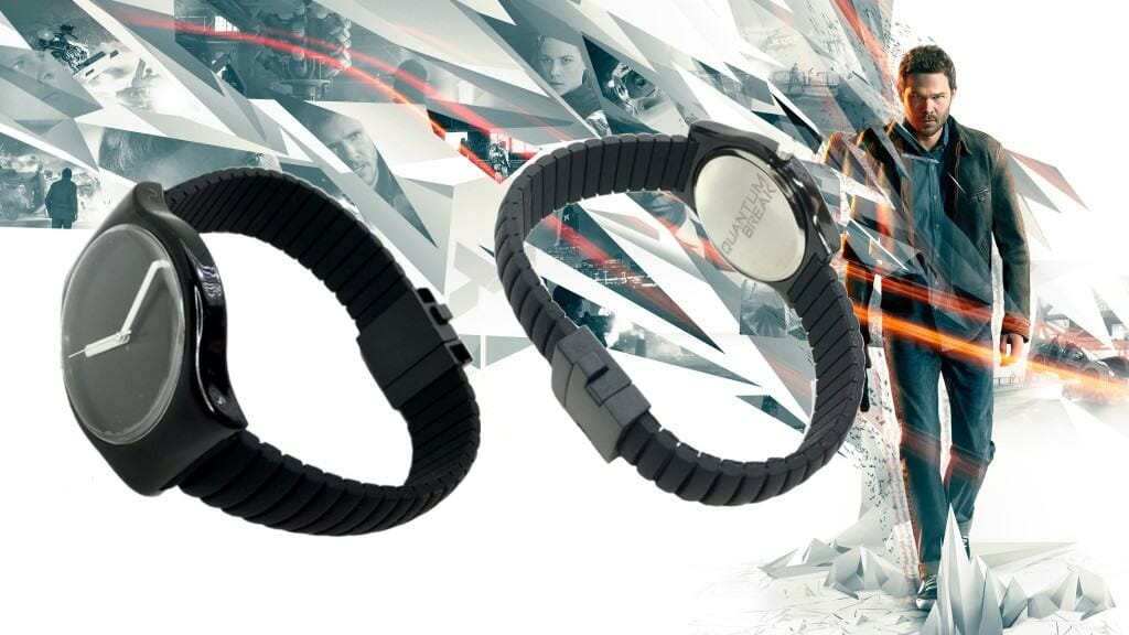 Vamers - FYI - Win With Vamers - Quantum Break Branded Watch - Main Banner 03