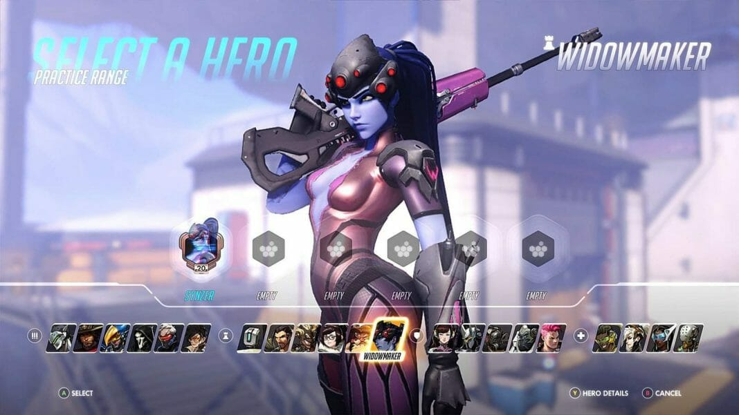 Vamers - FYI - Gaming - 10 Things I Wish I Knew Before Playing Overwatch - Character Selection