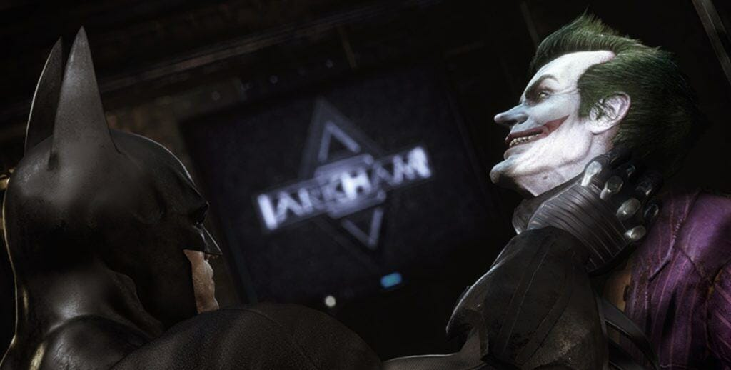 Vamers - FYI - Gaming - Batman- Return to Arkham Remasters The Dark Knight in HD - Batman vs Joker