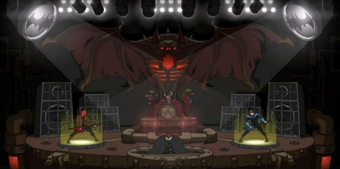 Vamers - Ermahgerd - Animation - Humour - Watch Batman Hilariously Front a Metal Band in BATMETAL - Banner 02