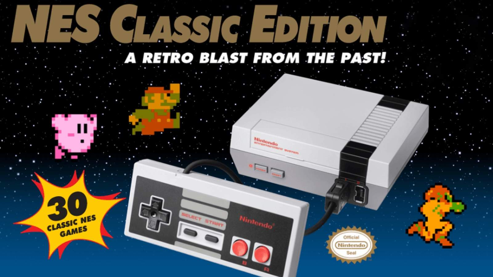 Details And Price Of Nintendo S Nes Classic Edition