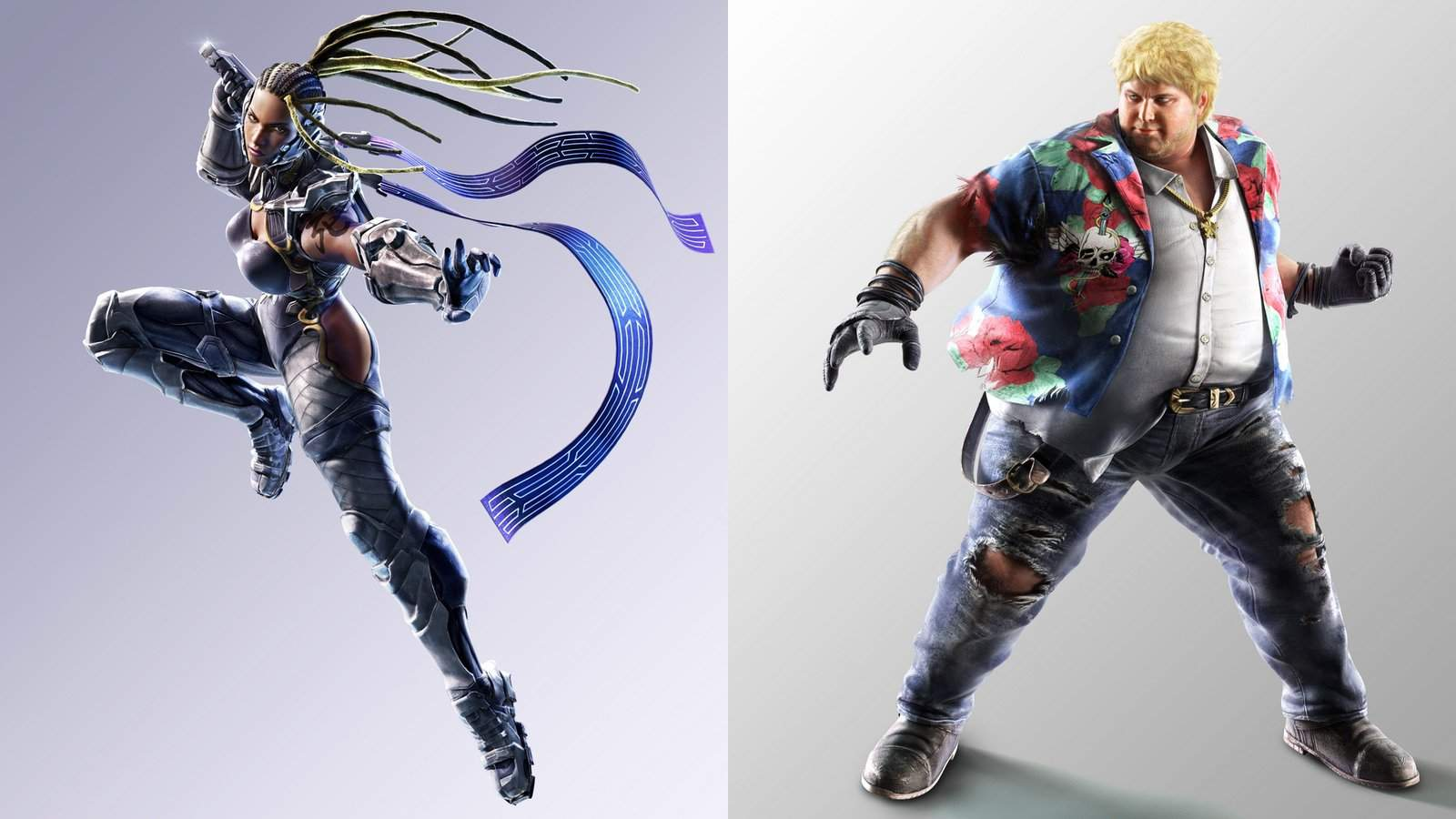 Tekken 7 Brings Back Bob Adds Master Raven Vamers