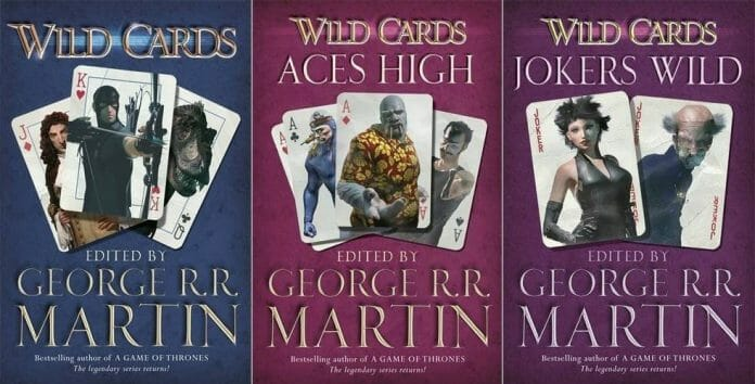 George R.R. Martin's Wild Cards is Being Adapted for Television - Inline Banner