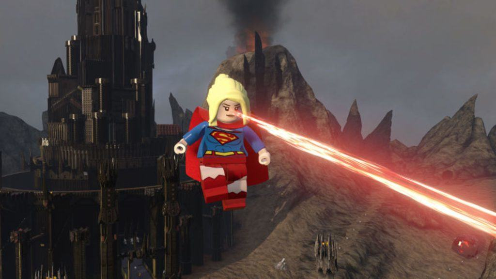 Vamers - FYI - Gaming - LEGO Supergirl coming to LEGO Dimensions, but only on PS4 - Banner 02