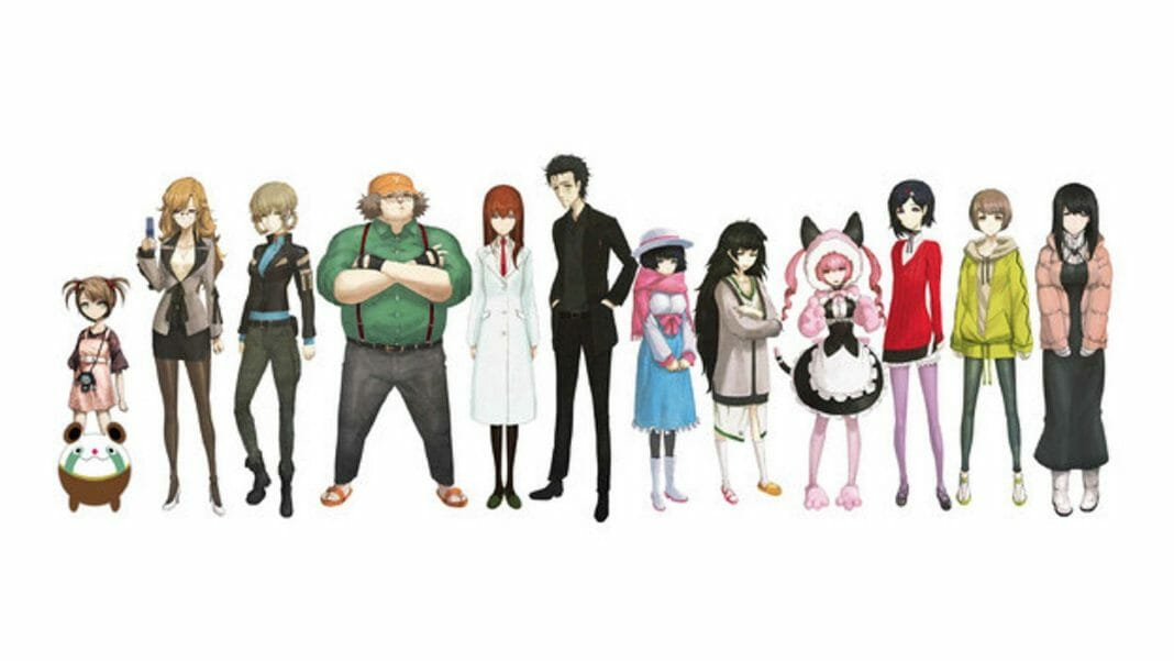 Vamers - FYI - Gaming - Steins;Gate 0 Standard and Amadeus Edition Now Available for Pre-Order - Banner 01