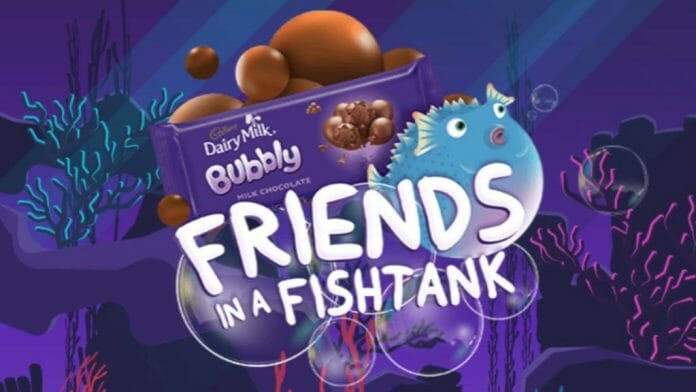 Vamers - FYI - Gaming - Win With Vamers - Watch Vamers Play Cadbury's Friends in a Fishtank and Win a R1000 Raru Voucher - Banner 01