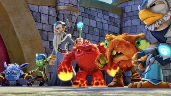 Vamers - FYi - Gaming - Television - Blizzard Announce Skylanders Academy for Netflix - Banner 02