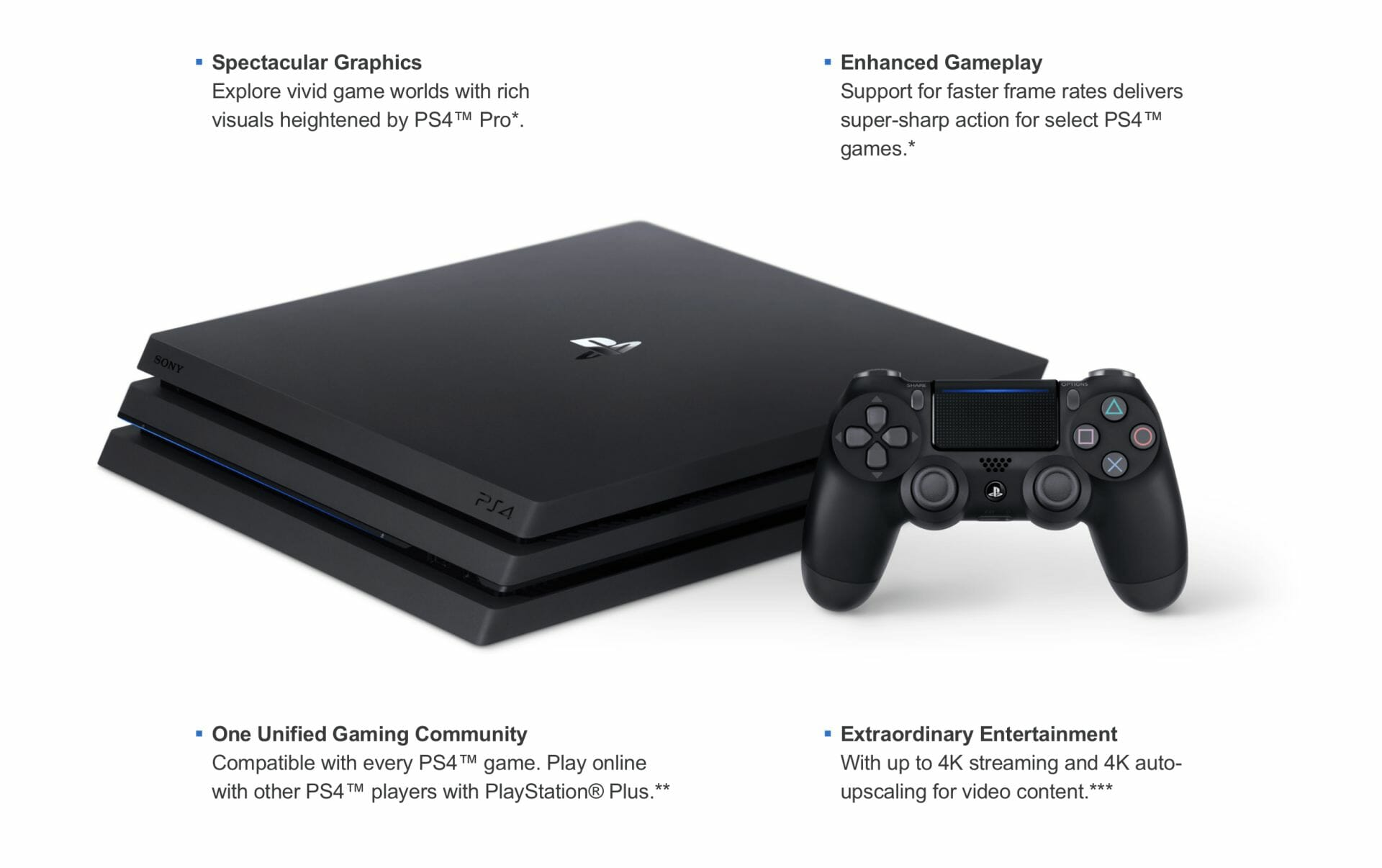 Sony Reveals 399 Playstation 4 Pro With 4k Gaming But Is It Worth It