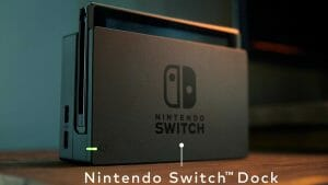 Nintendo Switch Hardware Reveals 32 GB of Storage, 720p Touch Display
