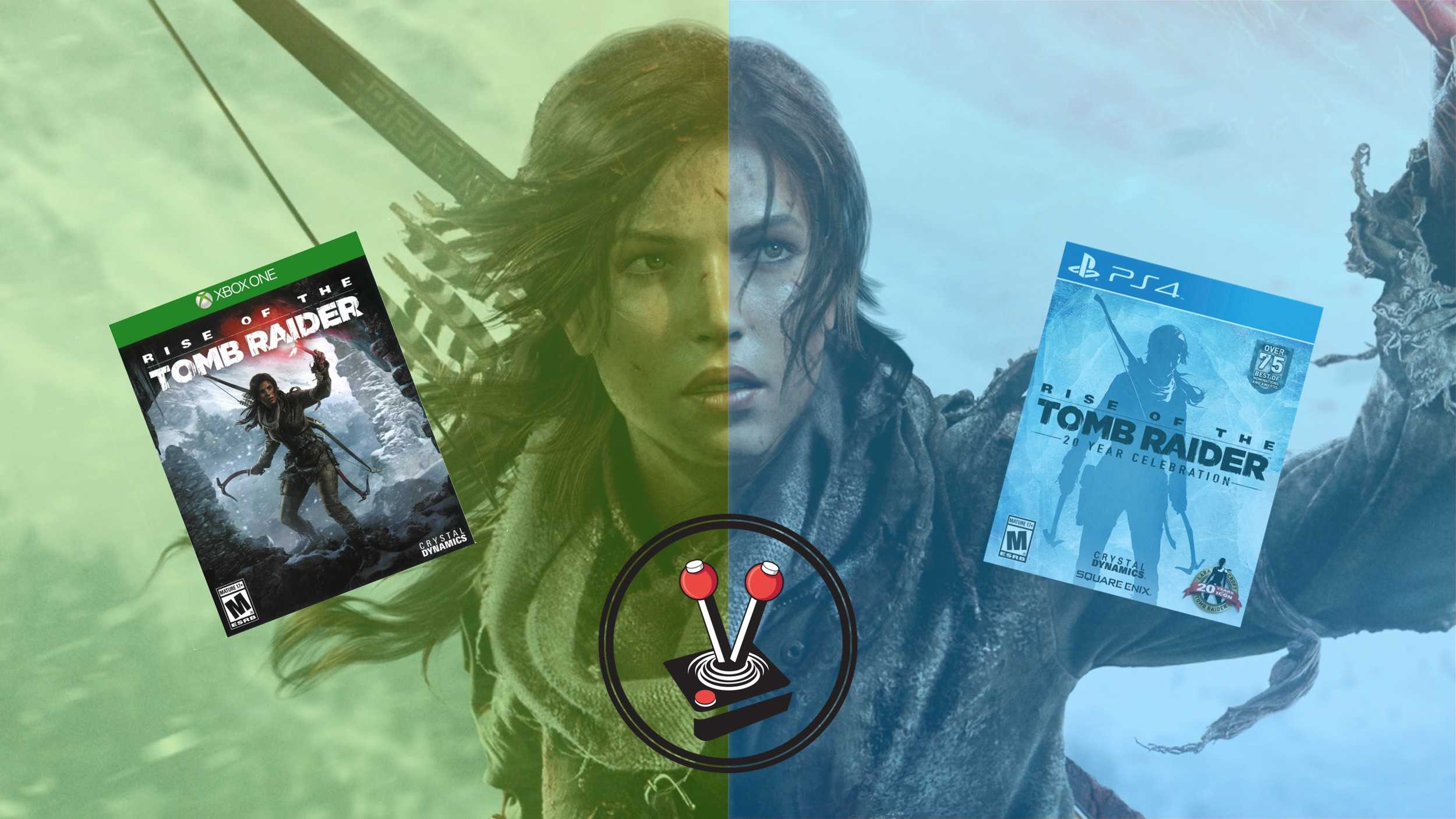 Win With Vamers Copy Of Rise Of The Tomb Raider For Ps4 Xbox One