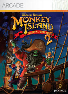 Vamers - FYI - Gaming - Xbox Games with Gold for February 2017 - Monkey Island 2