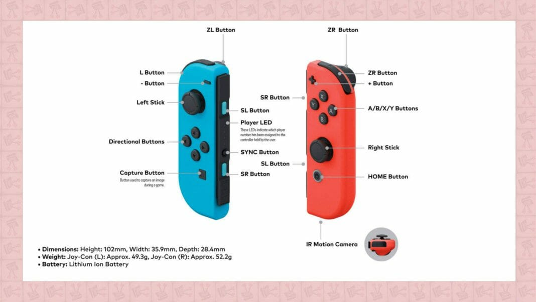 Vamers - FYI - Video Gaming - Nintendo - Nintendo Switch comes with a pair of crazy Joy-Con controllers - 04