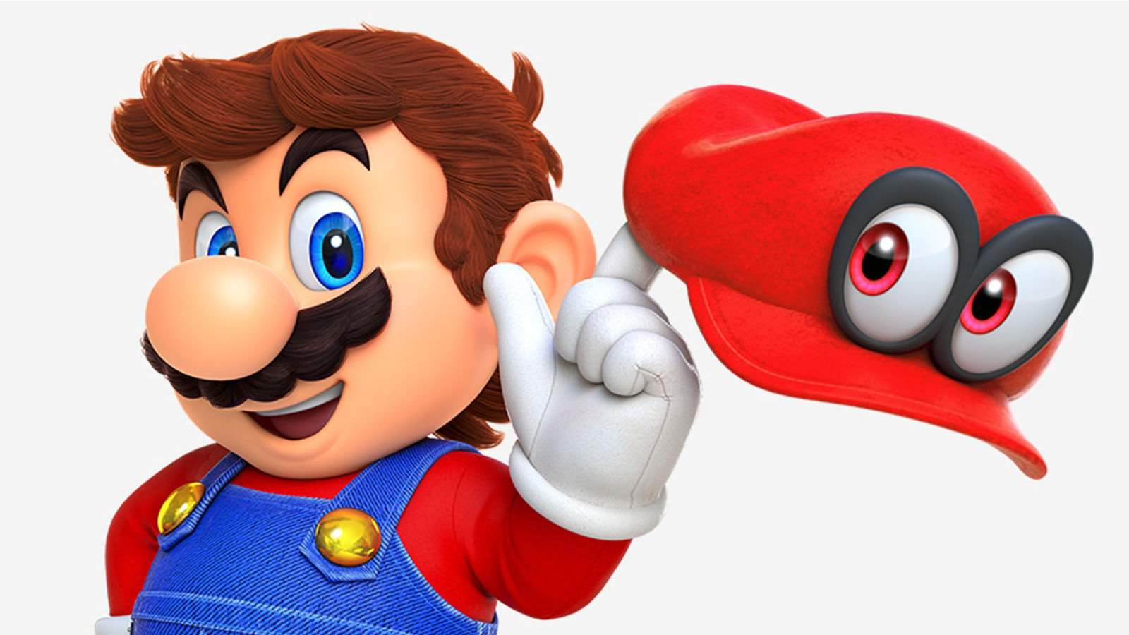 Super Mario Odyssey Brings Open World Gameplay To Nintendo