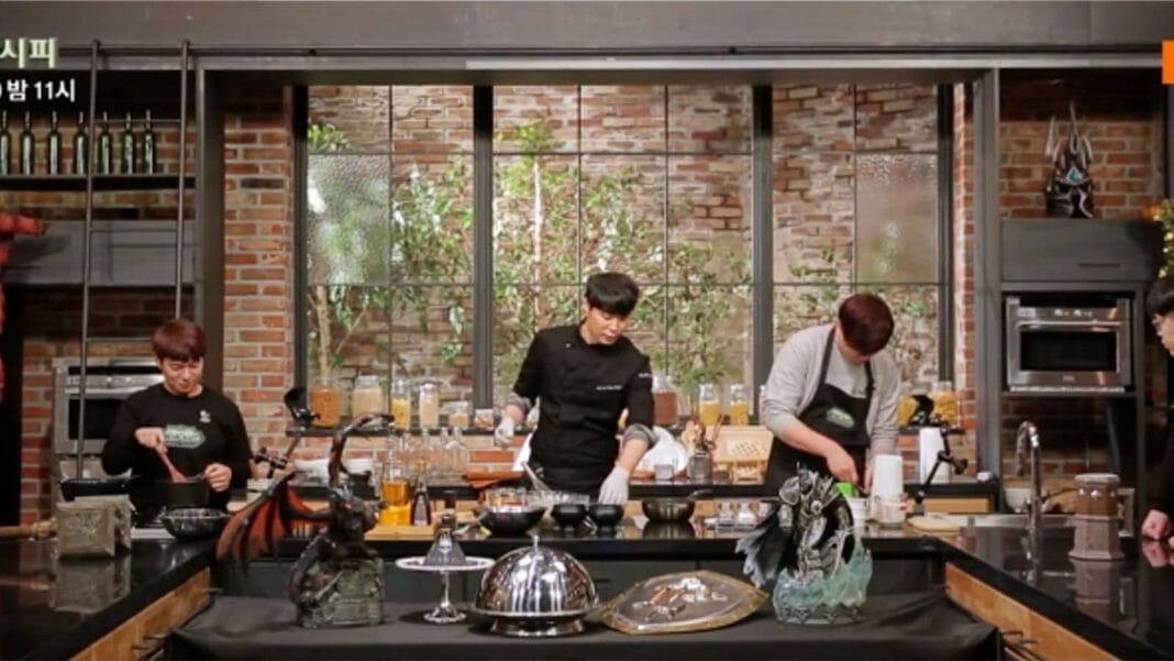Vamers - Geekosphere - TV & Movies - This South Korean 'World of Warcraft' cooking show has nothing on JO - 02