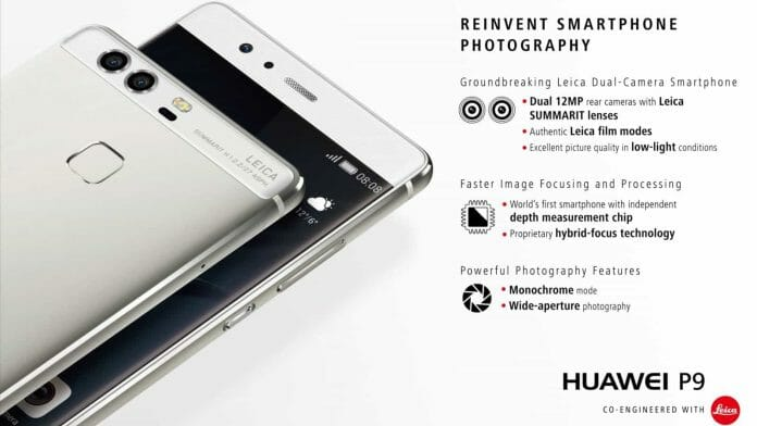 Vamers - FYI - Gadgetology - Huawei P9P9 Plus Surpass 10 million shipments - 04