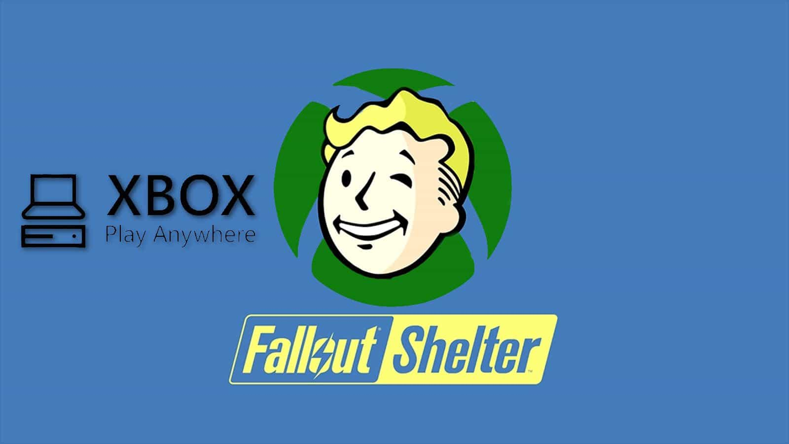 Vamers - FYI - Video Gaming - Fallout Shelter now on Xbox One and Windows 10 - 01