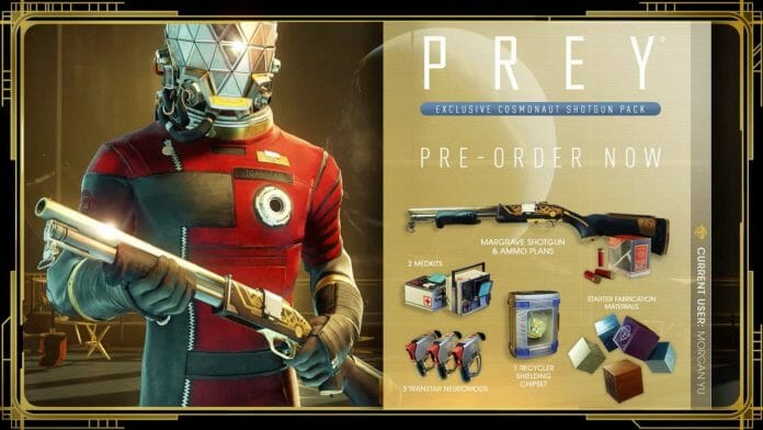 Vamers - FYI - Video Gaming - Prey gets an official release date along with a new gameplay trailer - 03