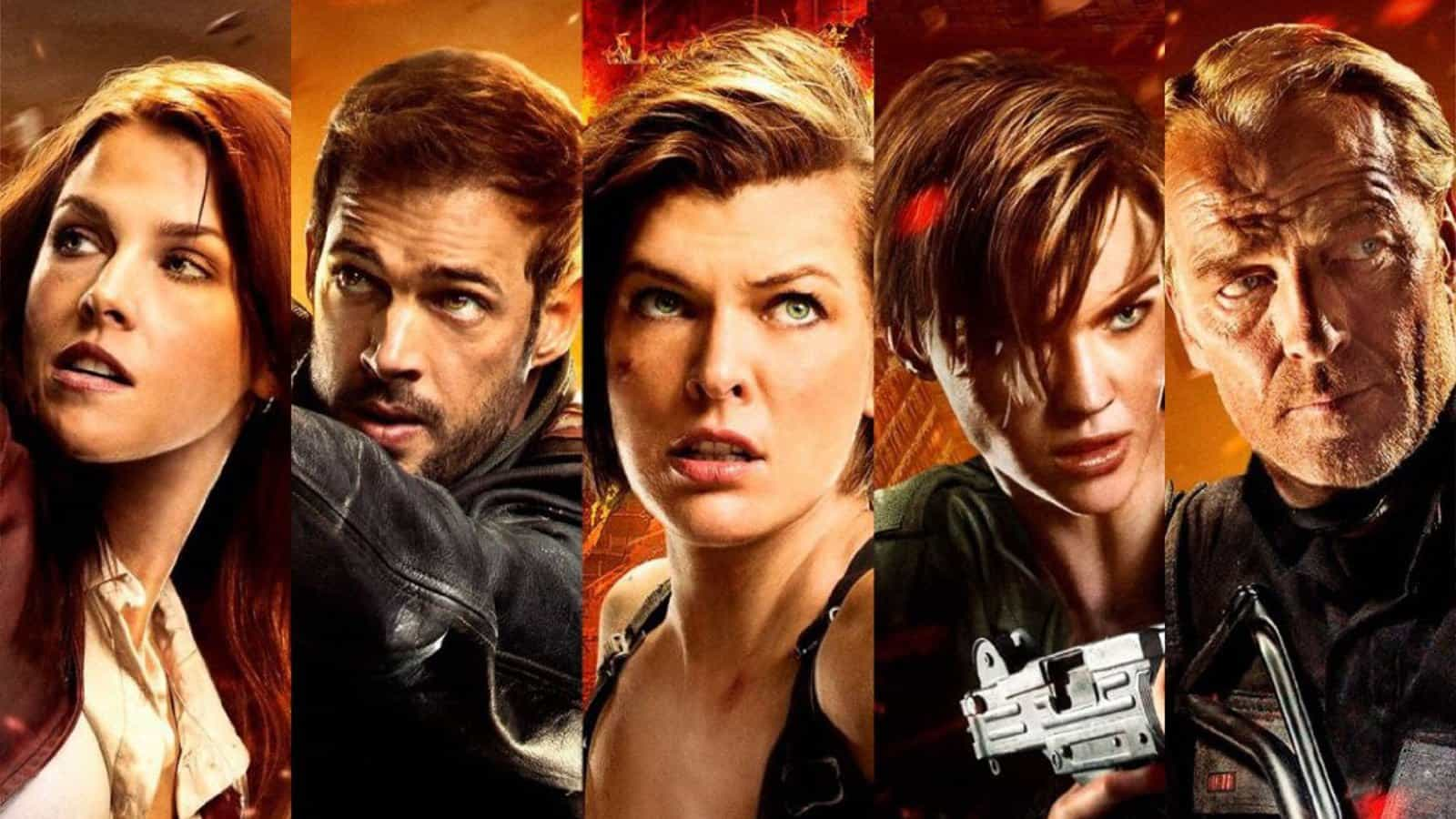 Resident Evil The Final Chapter Review Time To Move On