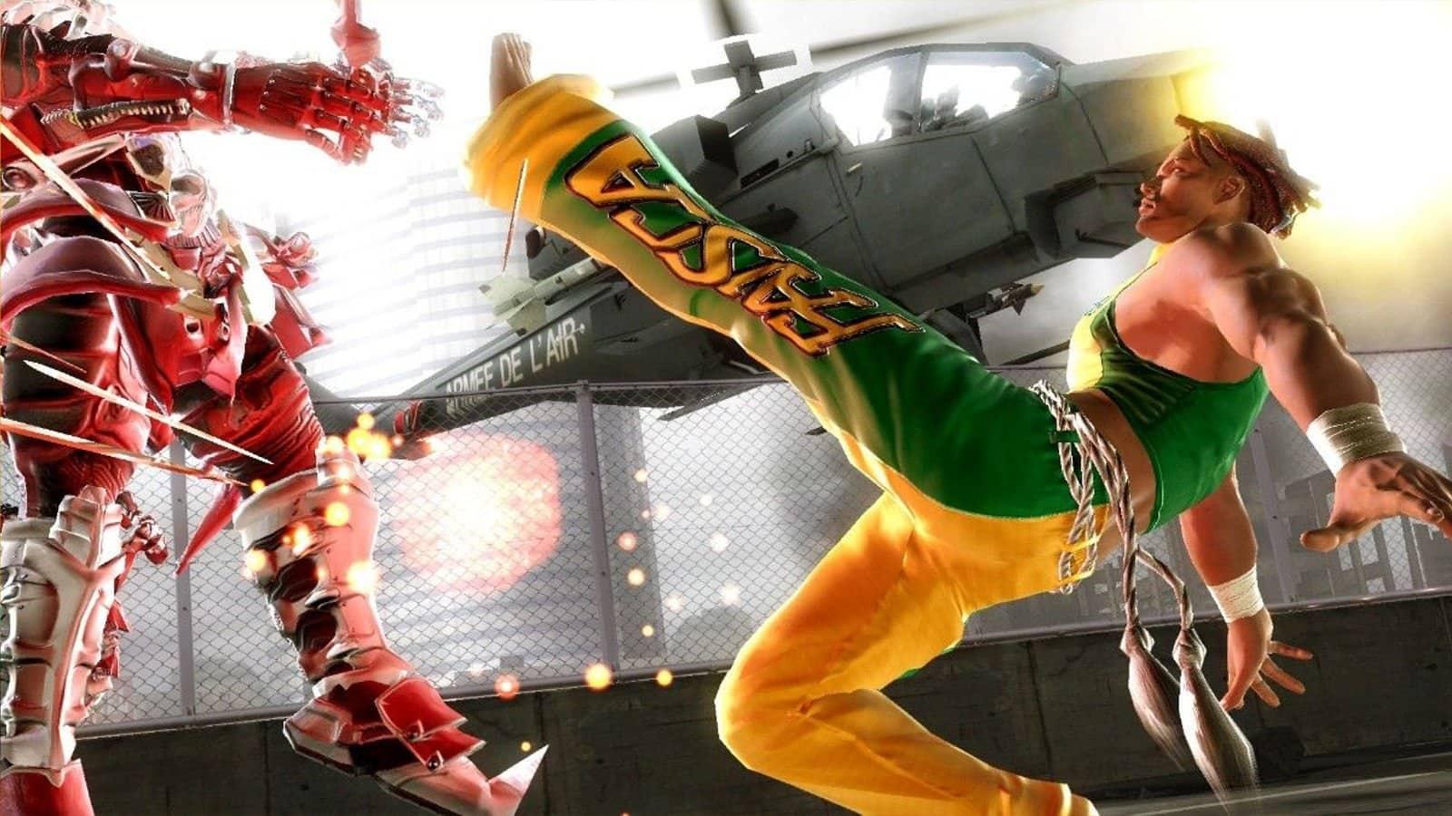 Eddy Gordo Officially Joins The Tekken 7 Roster In New Reveal Video
