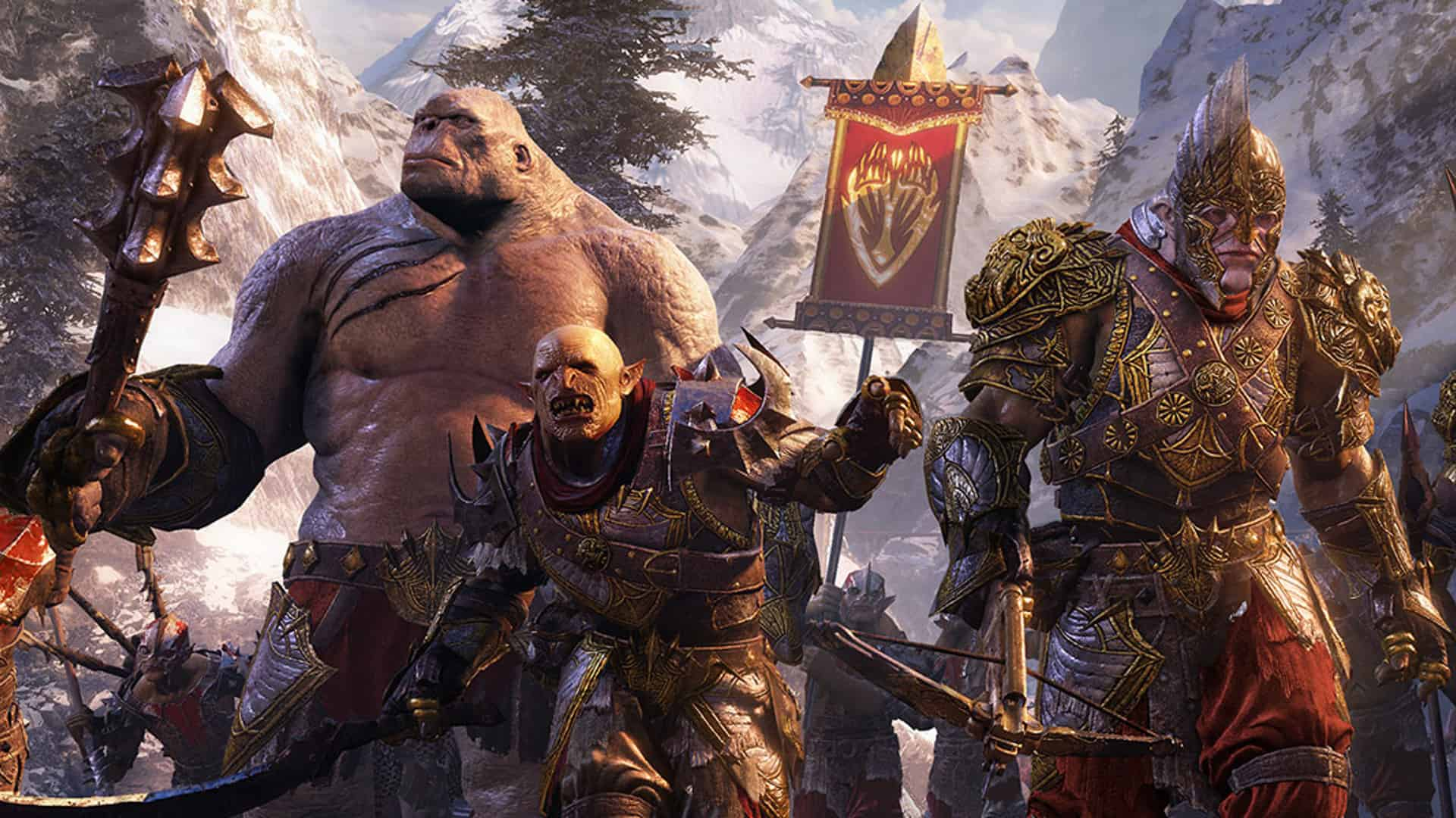 Slaughter Tribe Dlc Invades Middle Earth Shadow Of War