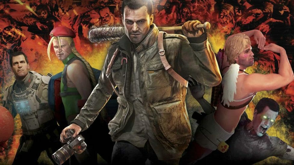 Original Dead Rising Coming To Ps4 Xbox One And Pc
