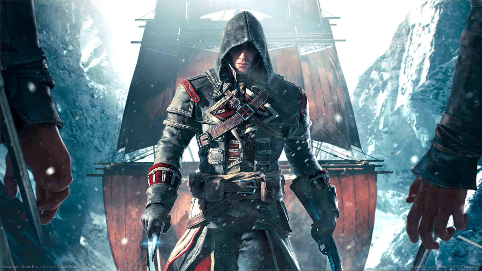 Assassin S Creed Rogue 4k Remaster Coming To Ps4 Xbox One