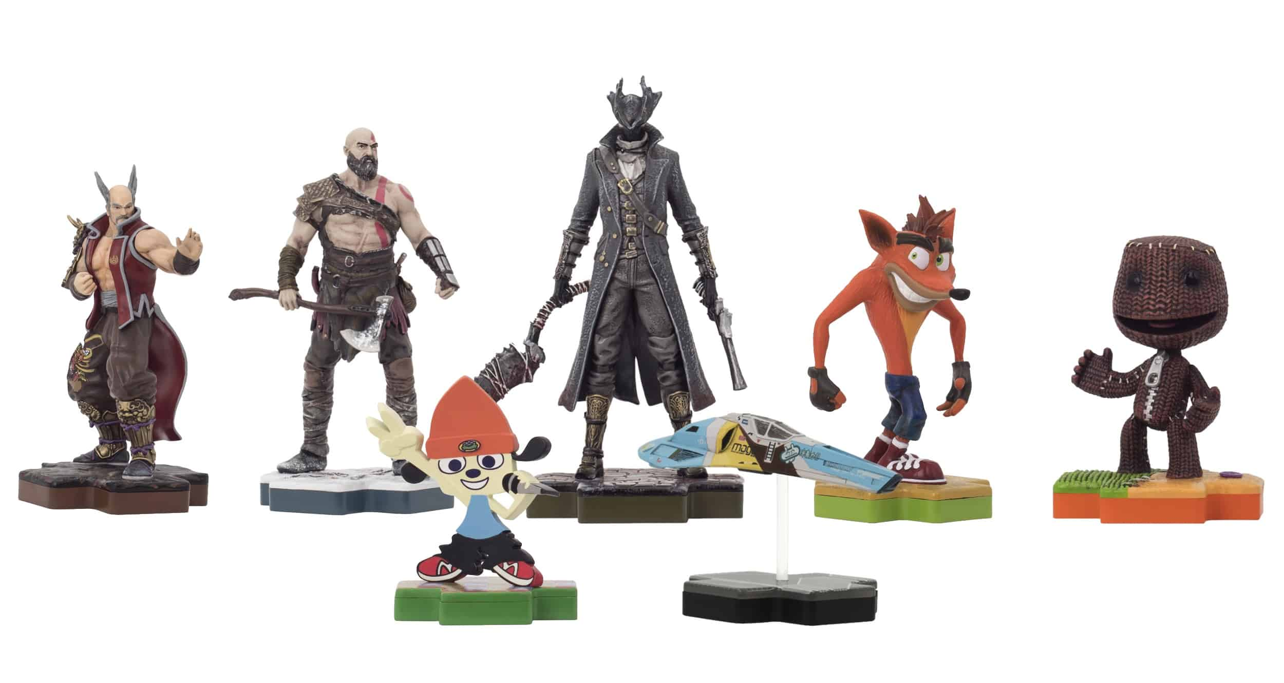 Playstation Announces Totaku A New Line Of Collectable Figurines