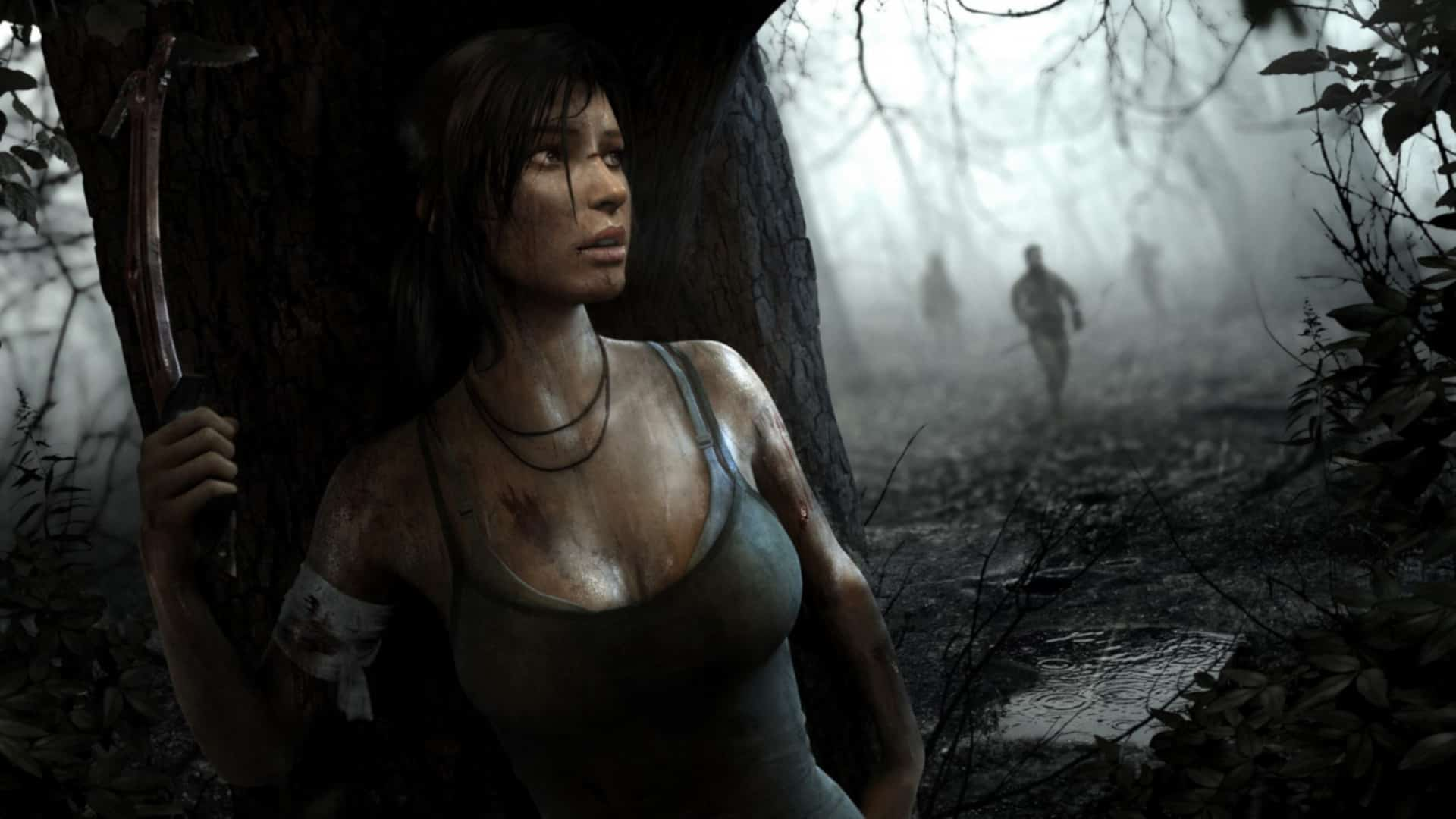Shadow Of The Tomb Raider Gameplay Demo Shows Off Lara S Stealthiness