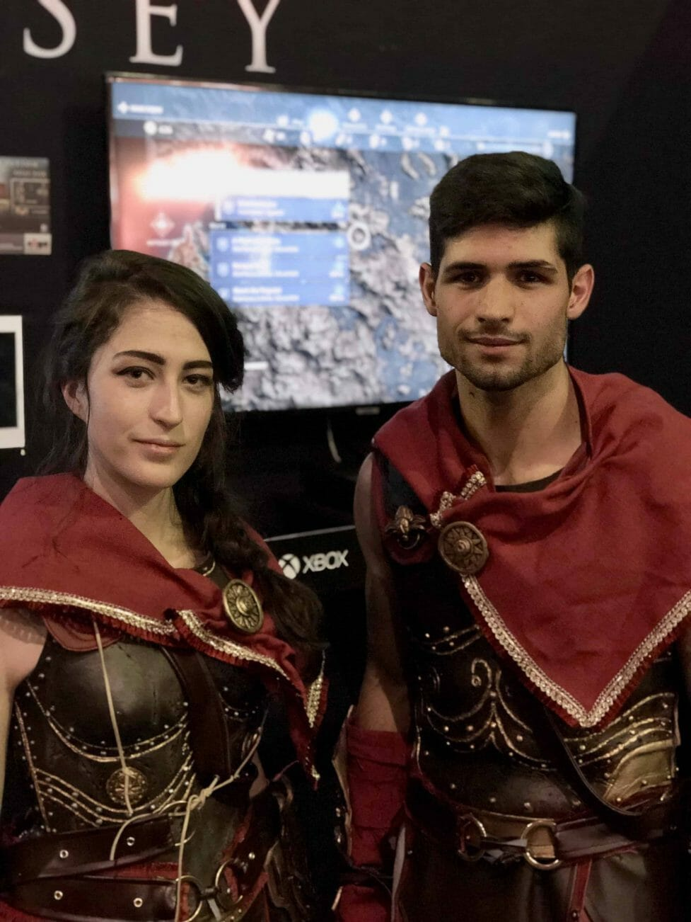 Vamers Cosplay Spotlight Assassin S Creed Odyssey Cosplay Vamers