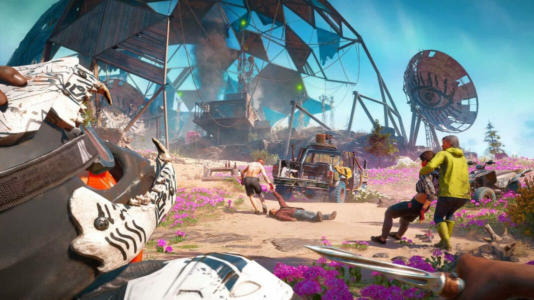 Far Cry New Dawn Hands On Impressions A Little Too Much Like Far Cry 5