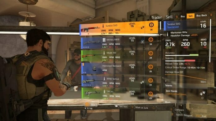 Vamers: The Division 2 Review in Progress.