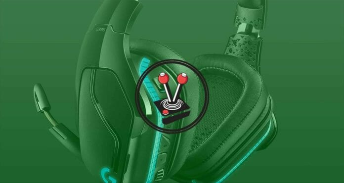 Logitech G935 7.1 Wireless Gaming Headset
