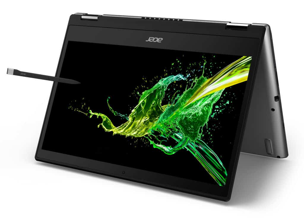 Acer Spin 3 2019 lineup gets notable spec. updates