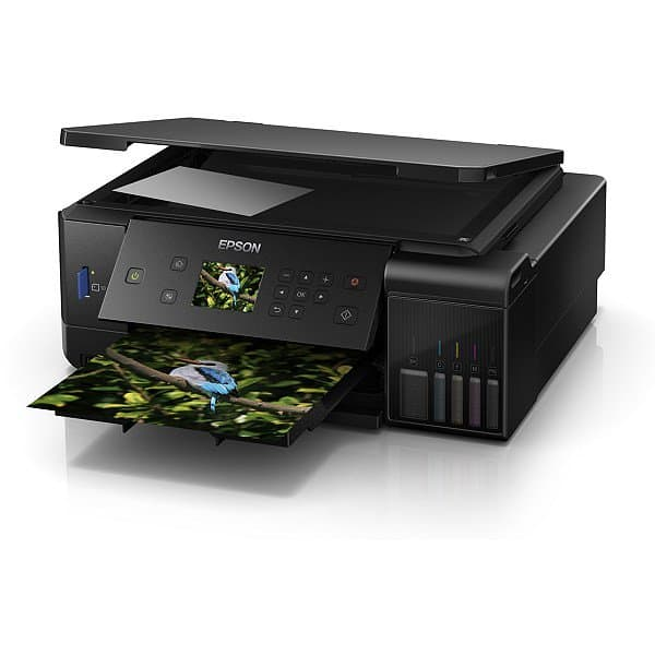 Epson EcoTank L7160 - Personal photo printing powerhouse