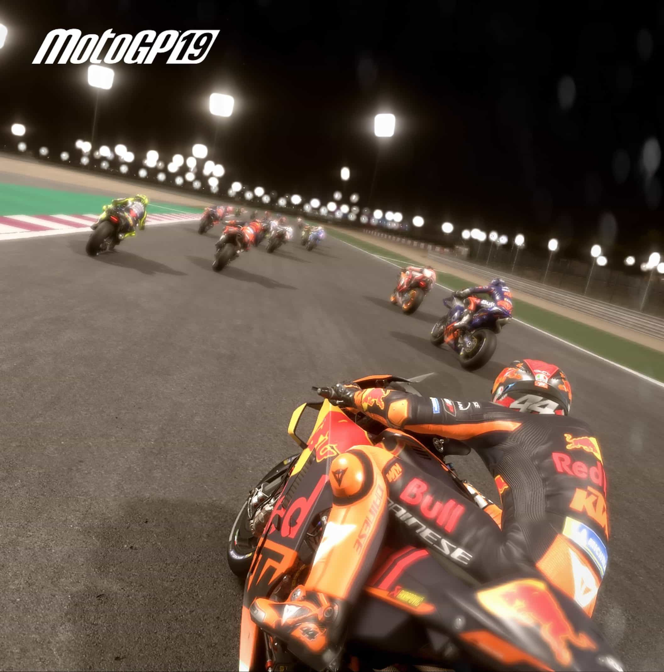 Motogp 19 Review Made For Hardcore Simulation Enthusiasts Vamers