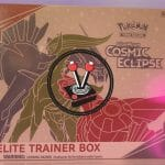 Pokémon Cosmic Eclipse Elite Trainer Box