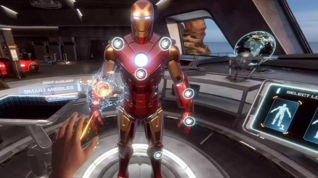 Iron Man VR Review  - 80/100 - More than a Philanthropist Playboy